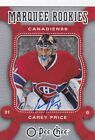 Carey Price Rookie Cards Checklist and Guide 32