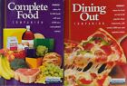 Weight Watchers Complete Food and Dining Out Companions B 191
