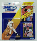 MATT WILLIAMS Starting Lineup SLU MLB 1992 Figure, Poster & Card SAN FRAN GIANTS