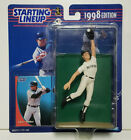 LARRY WALKER Starting Lineup SLU MLB 1998 Action Figure & Card COLORADO ROCKIES