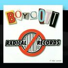 Boycott Radical Records Various Artists - Radical Records CD