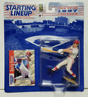 RUSTY GREER - Kenner Starting Lineup SLU 1997 Action Figure & Card Texas Rangers