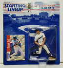 DEREK BELL - Kenner Starting Lineup SLU 1997 Action Figure & Card Houston Astros