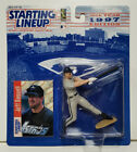 JEFF BAGWELL Kenner Starting Lineup SLU 1997 Action Figure & Card Houston Astros