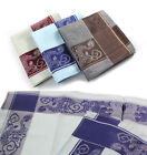 Mens Vintage Pocket Hanky Chinese Style Cotton Handkerchief Square Handkerchiefs