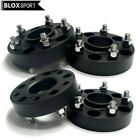 4pc 15 Thick 5x5 Forged Hubcentric Wheel Spacers 5x127 for Jeep Wrangler JK