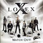 Watch Out! Lovex CD