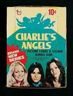 1977 Topps Charlie's Angels Series 4 Trading Cards Box 36 Sealed Wax Packs