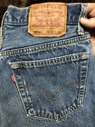Levi Strauss  Co Vintage 501XX Almost NEw Denim Jeans Button Fly 32x38 RARE
