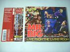 Mr. Big Live From The Living Room CD w/Obi