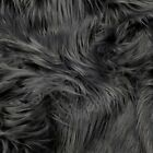 Luxury Soft Faux Fur Fabric Piece Square Swatch Choose Color And Size 28 Colors