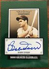 Bobby Doerr Cards, Rookie Card and Autographed Memorabilia Guide 6