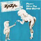 ZAZA Party With The Big Boys CD RARE MINT