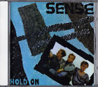 SENSE.HOLD ON.CD.1983.BOGART Co,DeFILM,REAL LIFE,FAKE,MY MINE,SIGN SYSTEM.RARE 8