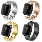 20mm Stainless Steel Wrist Strap Watch Band For Xiaomi Huami Amazfit Cool Youth