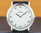 Blancpain 0021-1127-55 Ultra Thin Manual Steel EXCELLENT CONDITION W/ BOX!