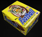 1984 Topps Football Wax Box with NM-MT and MINT condition packs! High grade!
