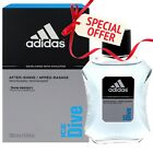 New Men's Adidas ICE DIVE Edition After Shave 3.4 Fl Oz SEALED NEW