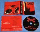 MAYHEM Live In Marseille 2000 - Gorgoroth Marduk Immortal Watain Satyricon 1349