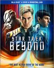 Star Trek Beyond BRAND NEW Blu ray with DVD + Digital HD