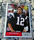 Top Tom Brady Rookie Cards 18