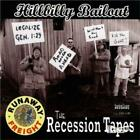 RUNAWAY FREIGHT: HILLBILLY BAILOUT-THE RECESSION TAPES (CD)