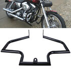 Engine Guard Crash Bar For Harley Fat Boy FLSTF Heritage Softail FLSTC FLSTN US