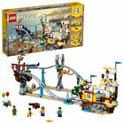 LEGO 31084 Creator 923 Piece Pirate Roller Coaster Building Kit NEW RETAIL