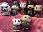 Alice Through the Looking Glass Wonderland Funko Mystery Mini Lot Hatter, Etc