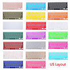 Keyboard Cover Laptop Notebook Skin For Apple Macbook Pro 11 12 13 15 17 inch