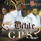 NEW DIMENSION: MY BIBLE IS MY GPS (CD.)