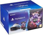 PlayStation 4 Virtual Reality + Camera + PS VR Worlds Voucher [neue Version