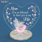 Glass Baron Butterfly Mom Im So Blessed Figurine