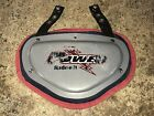 Riddell CPX Back Plate for CPX Shoulder Pads 2 Strap Backplate