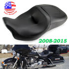 Rider and Passenger Seat For Harley Touring Electra Glide FLHTC FLHTP 2008 2015