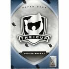 2015-16 UPPER DECK THE CUP HOCKEY SEALED HOBBY 3-BOX CASE