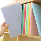 A4 Paper Expanding File Folder Pockets Accordion Document Organizer AA