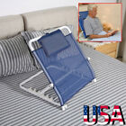 Adjustable Angle Back Rest Bed for Relaxing Sitting Drinking Eating Support