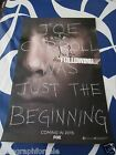Following cast signed auto autographed 2014 Comic-Con SDCC poster Kevin Bacon +4