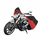 XXL Red/Black Motorcycle Cover For Honda VTX 1300 C R S RETRO VTX1800 Cruiser