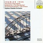 Ives: Three Places in New England; Symphony No. 3 (The Camp Meeting); The Unan..