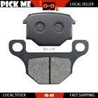 Motorcycle Rear Brake Pads for DERBI Mulhacen 125 Cafe 2008 2009 2010 2011