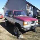 1990 Ford Bronco II xlt for $3500 dollars