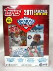 New 2011 Topps Cards Baseball Value Box Factory Sealed Possible Mike Trout #14