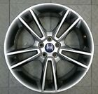 3962 FORD FUSION HYPERSILVER 19 FACTORY OEM 2013 2016 WHEEL SINGLE DS7C1007H1B