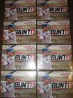 Factory Sealed 8 Box Lot - 2017 Topps Bunt Baseball Cards