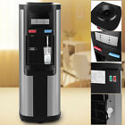 5 Gallon Top Loading Stainless Steel Hot Cold Water Cooler Dispenser Home Office