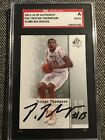 2011-12 SP Authentic Basketball 9