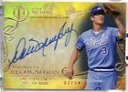 50 Dale Murphy Orioles 2015 Topps Tribute Black Rightful Recognition AUTO SP