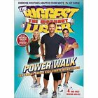 THE BIGGEST LOSER THE WORKOUT POWER WALK BRAND NEW DVD  FAST SHIPPING